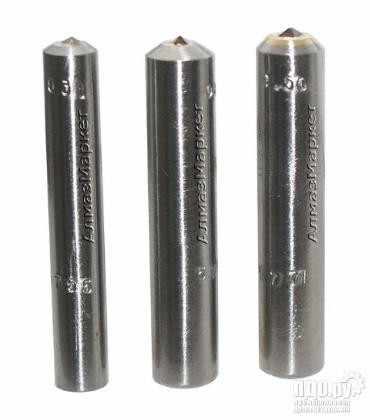 Алмазный и эльборовый правящий инструмент для машиностроения