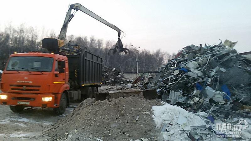 Прием покупка металлолома с самовывозом в Балашихе Железнодорожном