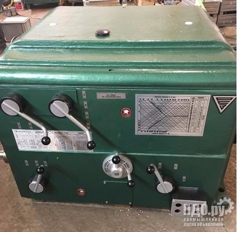 Коробка скоростей, передняя бабка, шпиндельная бабка 1М65, 1Н65, 165, ДИП 500