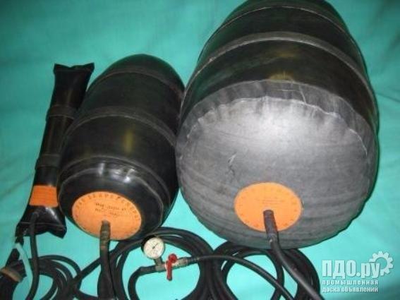 Герметизирующие устройства для газо-, нефте- и водопроводов от производителя