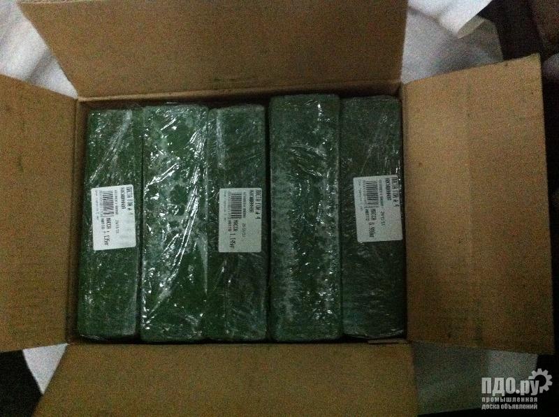Паста ГОИ - шлифовальная и полировальная в брусках зеленая.