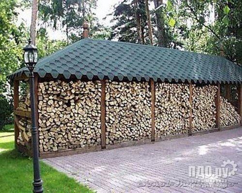 Берёзовые дрова в Наро-Фоминском районе.