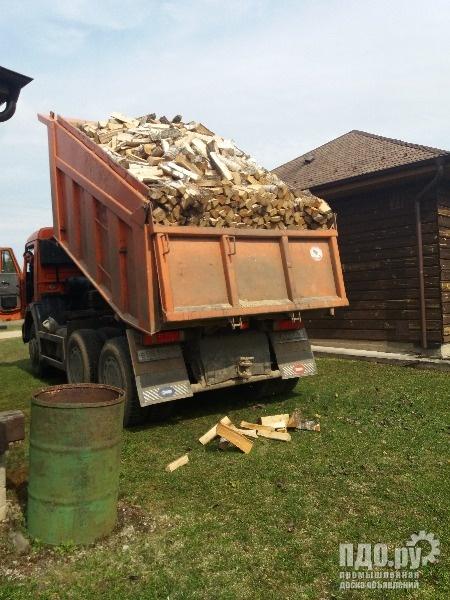 Купить Берёзовые дрова Барсуки, Жуковский район Калужской области.