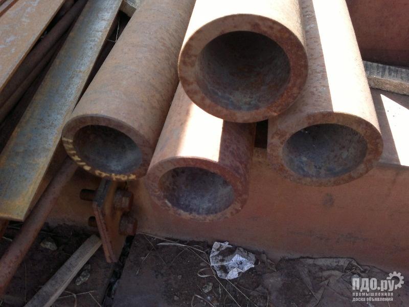 Продам трубы бесшовные 60х10, 70х8, 121х14, 127х11 от 1 метра