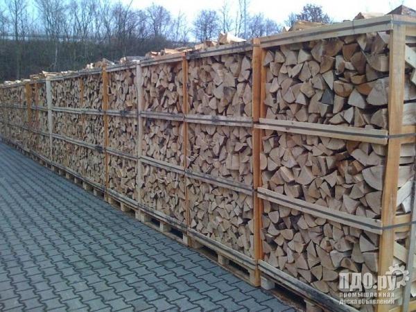 Купить Берёзовые дрова Белоусово.