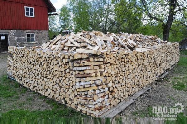 Купить Берёзовые дрова в Обнинске.