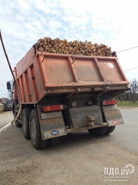 Купить в Чехове дрова с доставкой по Чеховскому району.