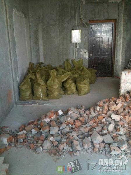 вывоз строительного мусора  т 89050318168