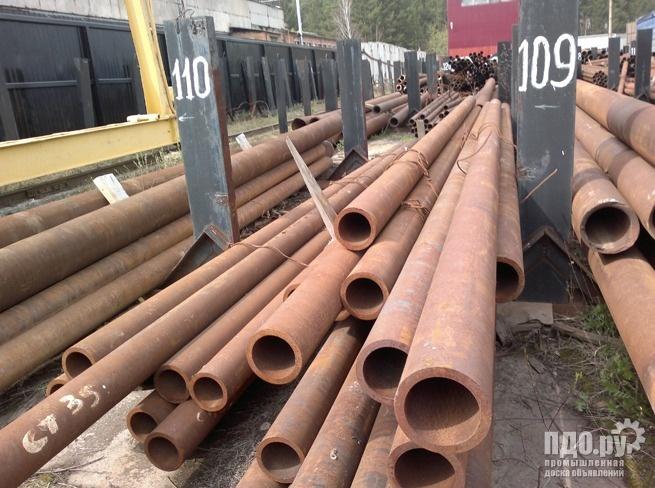 труба бесшовная 159х16 в наличии на складе от 1 метра