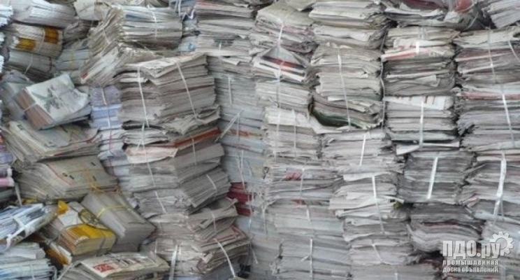 станок пресс макулатура