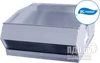 Крышные вентиляторы TKH EC