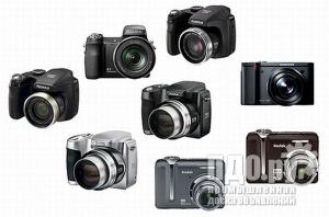 Покупаю цифровые фотоаппараты и видеокамеры