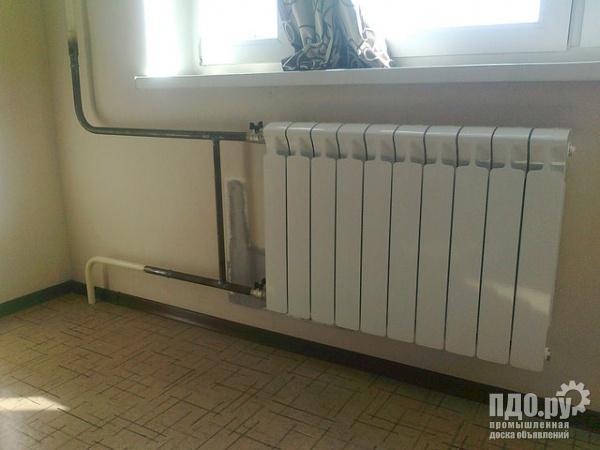 Сварка .Замена батарей,радиаторов отопления,труб газосваркой в Москве и области.