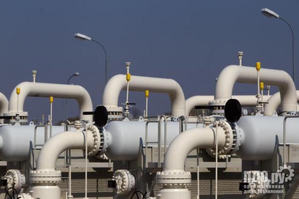 Природный газ в Европу