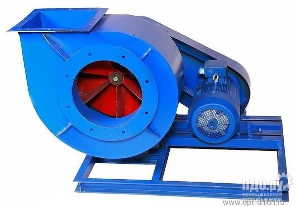 Промышленные вентиляторы, электродвигатели, редукторы, насосы