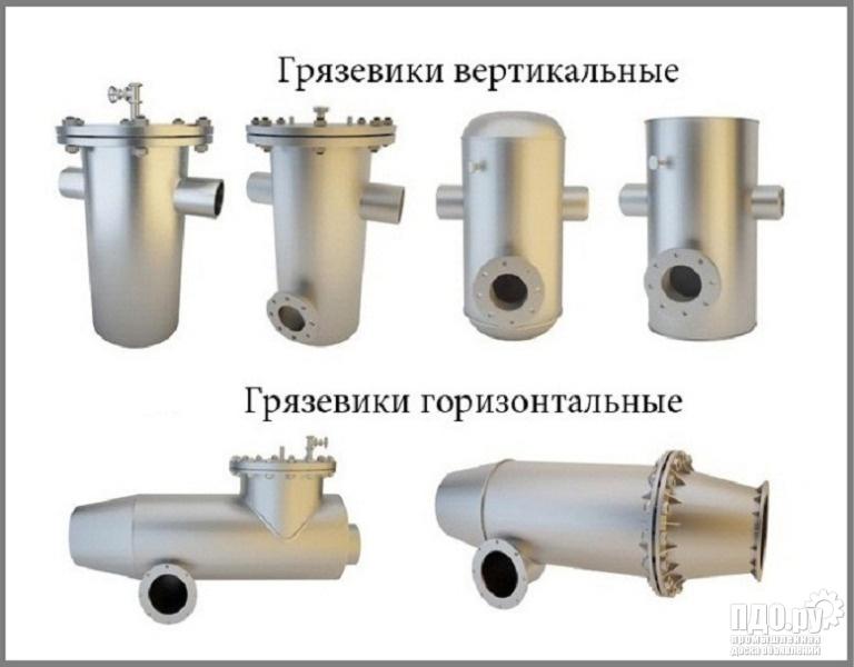 Грязевики горизонтальные ТС-565 серии 5.903-13