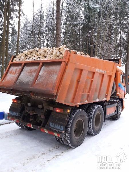 Купить дрова Детчино, Калужская область, Малоярославецкий район
