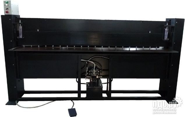 Ножницы гильотинные НГ с шириной стола от 600 до 3000мм от ПК Сталь-Пресс