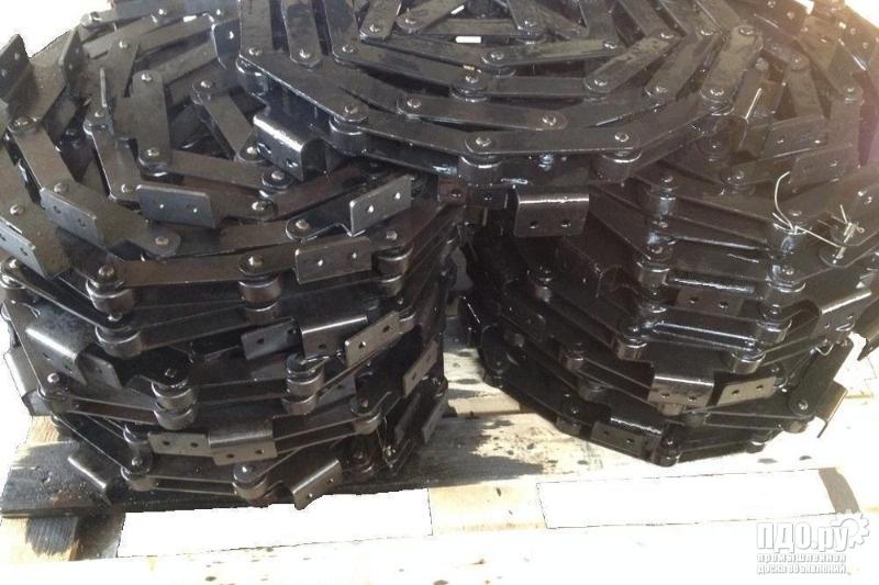 Цепи тяговые, грузовые, приводные втулочные и роликовые по ГОСТ