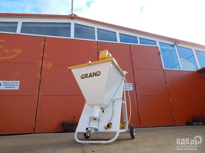 Штукатурная машина XL станция Grand 3