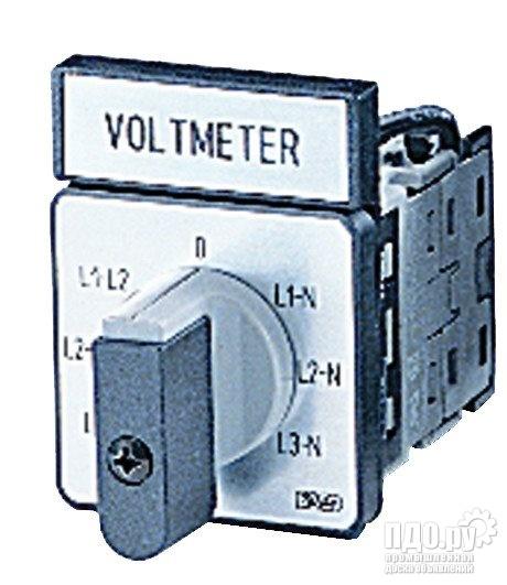Импульсный выключатель PR122201CR12 Baco Controls