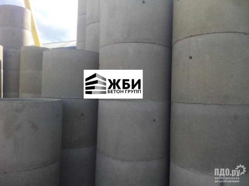 Кольца колодезные в Ступино Подольск Домодедово с доставкой