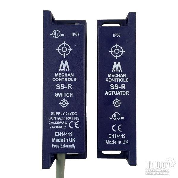 Реле безопасности SS-R-21-05M Mechan Controls