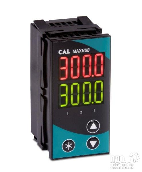 Компактный контроллер температуры MV-160M-AR00-21U0 Cal Controls