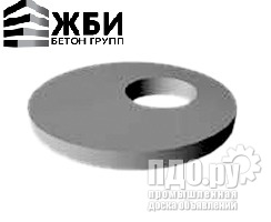Крышка колодца ПП-10  в Домодедово Ступино