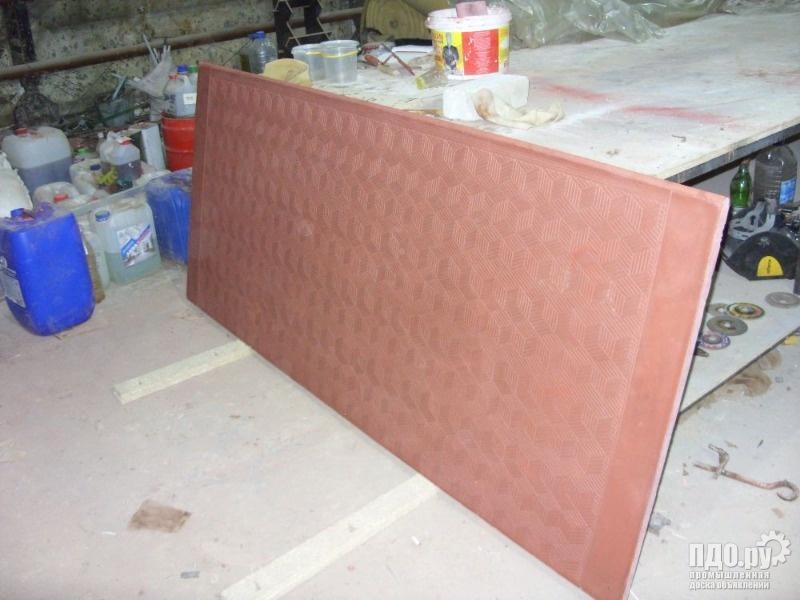 Лестничные площадки - любые конфигурации и размеры, в т.ч. крупногабаритные