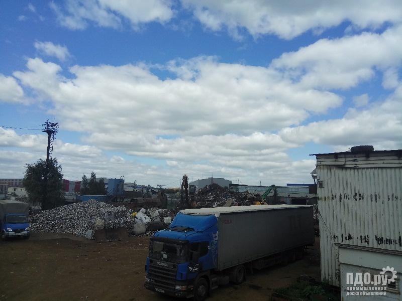 Металлолом с вывозом. Сдать лом металлов в Москве с вывозом 89269662898