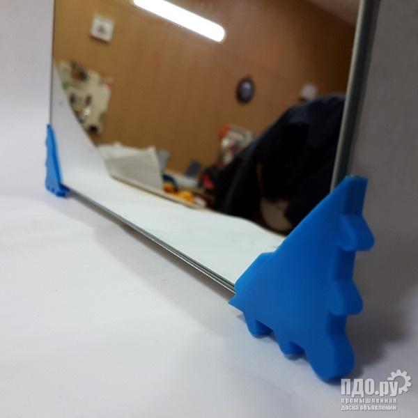 Уголки для защиты стекла, зеркал, металла от повреждений