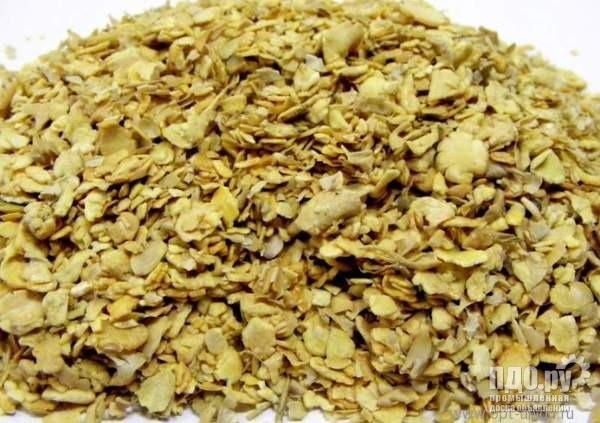 Соевый жмых ГОСТ 42,5-45 протеин с завода