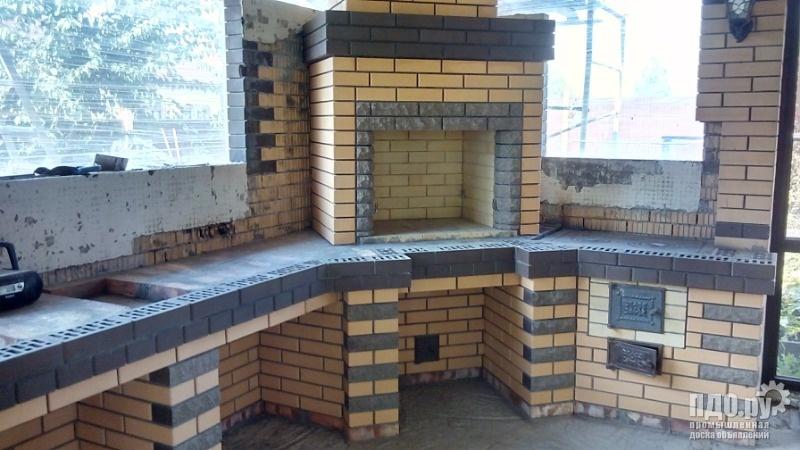 Строительство барбекю,печей,каминов.