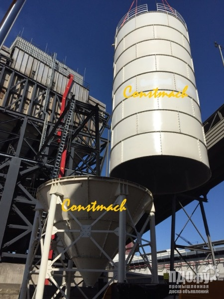 500 тонн Силосы для цемента