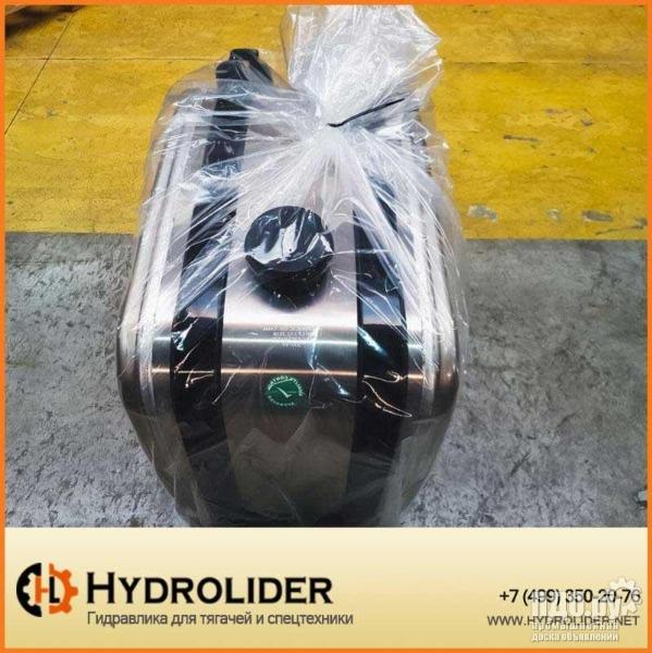 Бак гидравлический закабинный 130 л алюминиевый