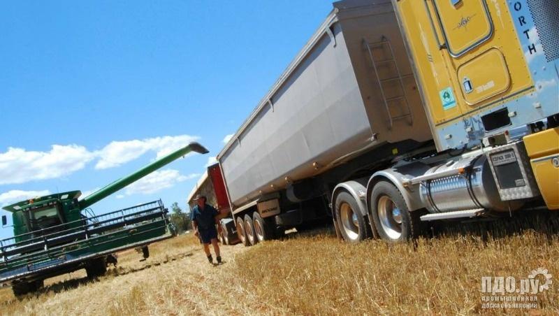 Зерновозы в Волгоградской и соседних областях