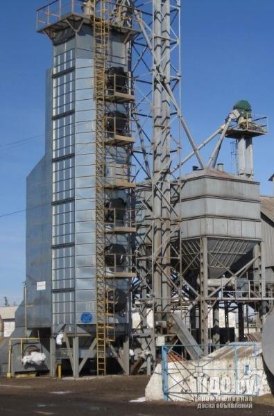 Зерносушилка шахтная Vesta 40 недорого