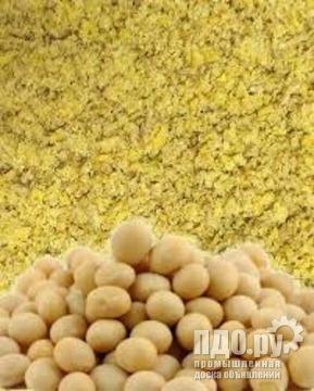Концентрат соевый кормовой белковый Экосоя