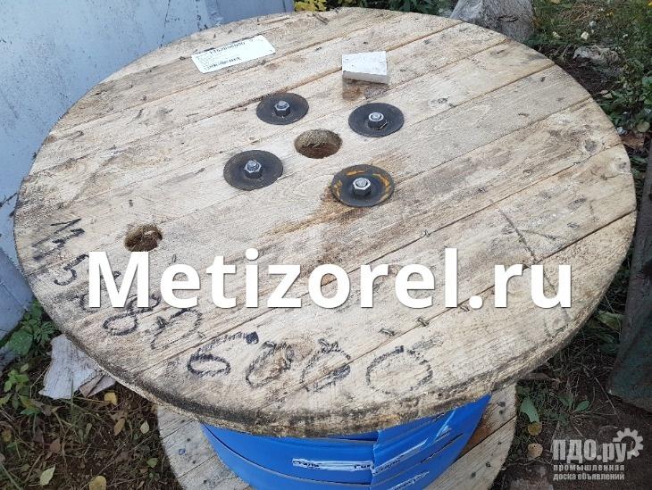 Канат одинарной свивки типа типа ЛК-О ГОСТ 3062 80 мм для растяжки