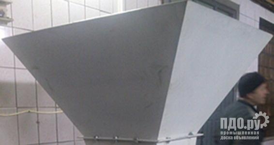 Бункер тестоделителя