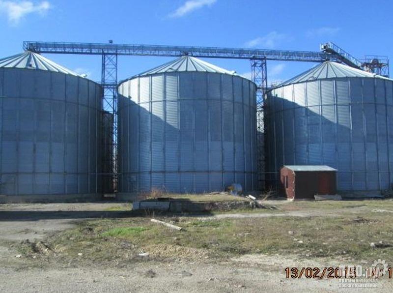 Действующий зерновой терминал порт г Ейск