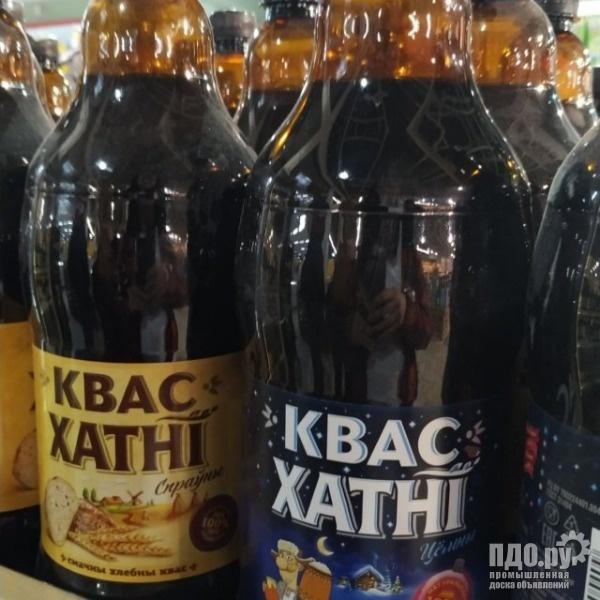 Квас натурального брожения  Хатни темный
