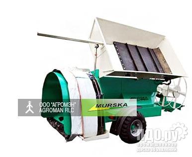 Упаковщик Murska BioPacker для навоза и помета