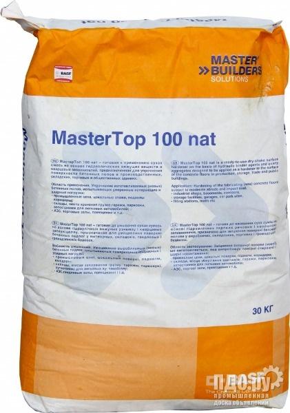 Топпинг для пола MasterTop 100