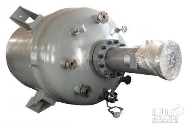 Химические нержавеющие реакторы в ассортименте