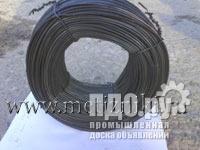 Проволока вязальная 3 мм для гофроупаковки, гофротары