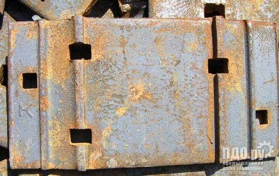 Железнодорожная подкладка Д-50 сг ГОСТ 12135-75 на складе новая.