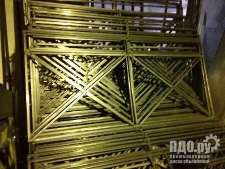 Производство металлических конструкций, заборов, ограждений