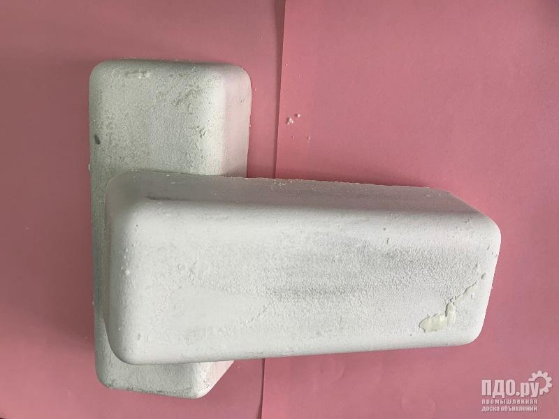 Паста гои полировальная финишная-зеркальный блеск  белая .